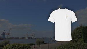 Das Hamburg Shirt. Die neueste limitierte Shirt-Auflage. Nur in Hamburg für Hamburg erhältlich.