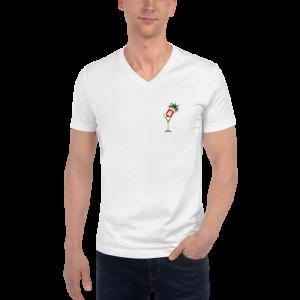 Das neue Hamburg T-Shirt für Herren besticht durch ein cooles Logo Design und fällt nicht nur im Clubbing oder Party auf. Das neue Style-Piece trägt der Hamburger Mann auch bei Business oder Sportveranstaltungen.
